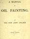 Manual of Oil Painting